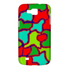 Colorful abstract design Samsung Galaxy Premier I9260 Hardshell Case