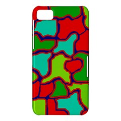 Colorful abstract design BlackBerry Z10