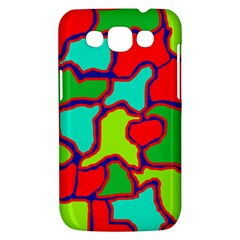 Colorful abstract design Samsung Galaxy Win I8550 Hardshell Case