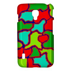 Colorful abstract design LG Optimus L7 II