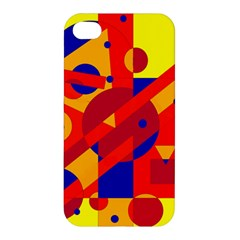 Colorful abstraction Apple iPhone 4/4S Hardshell Case