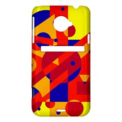 Colorful abstraction HTC Evo 4G LTE Hardshell Case