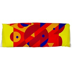 Colorful abstraction Body Pillow Case (Dakimakura)