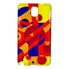 Colorful abstraction Samsung Galaxy Note 3 N9005 Hardshell Case