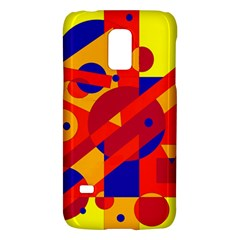 Colorful abstraction Galaxy S5 Mini