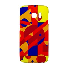 Colorful abstraction Galaxy S6 Edge