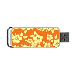 Sunny Hawaiian Portable USB Flash (One Side)