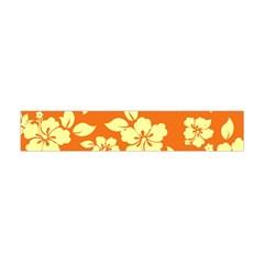 Sunny Hawaiian Flano Scarf (mini)
