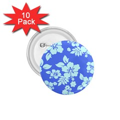 Hawaiian Sky 1.75  Buttons (10 pack)