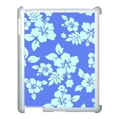 Hawaiian Sky Apple Ipad 3/4 Case (white)