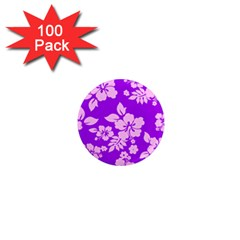 Hawaiian Sunset 1  Mini Magnets (100 pack)