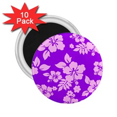 Hawaiian Sunset 2.25  Magnets (10 pack)