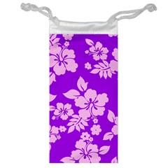 Hawaiian Sunset Jewelry Bags
