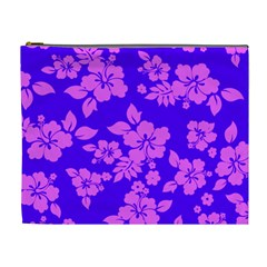 Hawaiian Evening Cosmetic Bag (XL)
