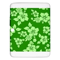 Green Hawaiian Samsung Galaxy Tab 3 (10.1 ) P5200 Hardshell Case