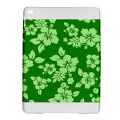 Green Hawaiian iPad Air 2 Hardshell Cases