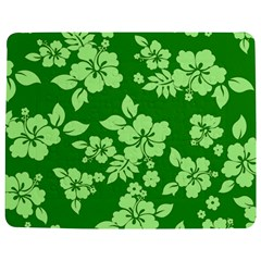 Green Hawaiian Jigsaw Puzzle Photo Stand (Rectangular)