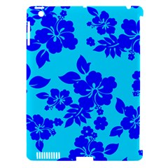 Hawaiian Ocean Apple iPad 3/4 Hardshell Case (Compatible with Smart Cover)