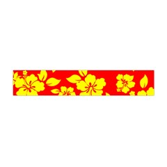 Hawaiian Sunshine Flano Scarf (Mini)