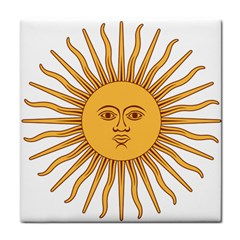 Argentina Sun of May  Tile Coasters