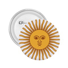 Argentina Sun of May  2.25  Buttons