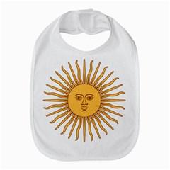 Argentina Sun of May  Bib