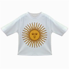 Argentina Sun of May  Infant/Toddler T-Shirts