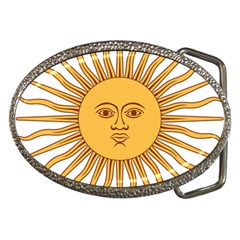 Argentina Sun of May  Belt Buckles