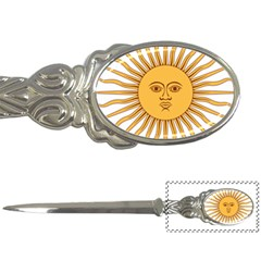 Argentina Sun of May  Letter Openers