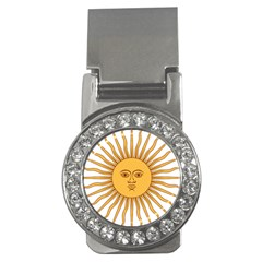 Argentina Sun of May  Money Clips (CZ)