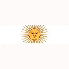 Argentina Sun of May  Large Bar Mats