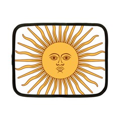 Argentina Sun of May  Netbook Case (Small)