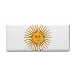 Argentina Sun of May  Hand Towel