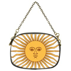 Argentina Sun Of May  Chain Purses (one Side)