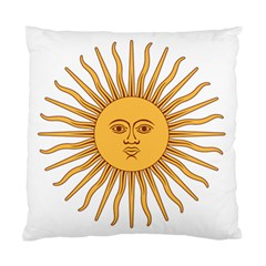 Argentina Sun of May  Standard Cushion Case (One Side)