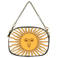Argentina Sun of May  Chain Purses (Two Sides)