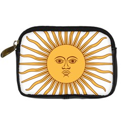 Argentina Sun of May  Digital Camera Cases