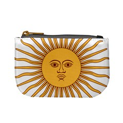 Argentina Sun of May  Mini Coin Purses