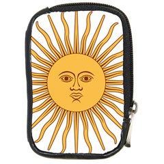 Argentina Sun of May  Compact Camera Cases