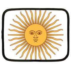 Argentina Sun of May  Netbook Case (XXL)