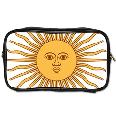 Argentina Sun of May  Toiletries Bags