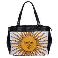 Argentina Sun of May  Office Handbags