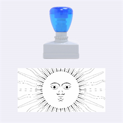 Argentina Sun of May  Rubber Stamps (Medium)