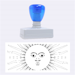 Argentina Sun of May  Rubber Stamps (Large)