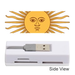 Argentina Sun of May  Memory Card Reader (Stick)