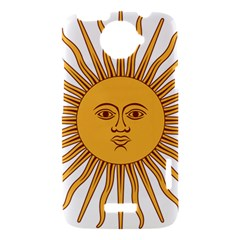 Argentina Sun of May  HTC One X Hardshell Case