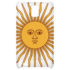 Argentina Sun of May  Samsung Infuse 4G Hardshell Case