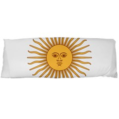 Argentina Sun of May  Body Pillow Case Dakimakura (Two Sides)