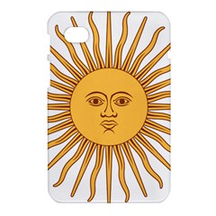 Argentina Sun of May  Samsung Galaxy Tab 7  P1000 Hardshell Case