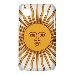 Argentina Sun of May  Samsung Galaxy SL i9003 Hardshell Case
